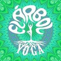 El árbol Yoga y tienda artesanal