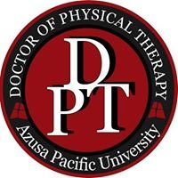 Doctor of Physical Therapy- Azusa Pacific University
