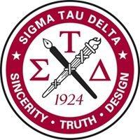 Sigma Tau Delta at Cal State Fullerton