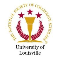 The National Society of Collegiate Scholars at the Univ. of Louisville