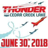 Thunder Over Cedar Creek Lake Air Show