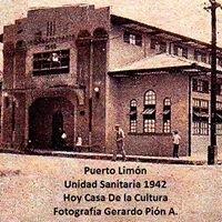 Casa De La Cultura Limón