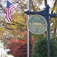 "Apex, NC Real Estate - ""The Peak of Good Living""!"
