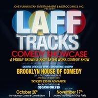 LaffTracks Comedy Showcase