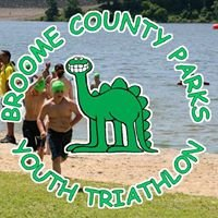 Broome County Parks YOUTH Triathlon