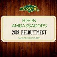 North Dakota State University Bison Ambassadors