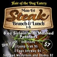 Hair of the Dog Eatery, ODU