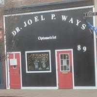 Dr. Joel P. Ways Office
