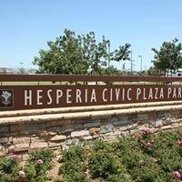 Hesperia Civic Plaza Park