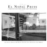 El Nopal Press-Fine Art Publishing