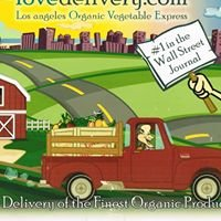 L.O.V.E. Los Angeles Organic Vegetable Express