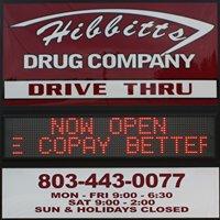 Hibbitts Drug Co.