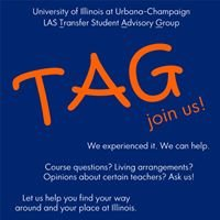 TAG! U of I Transfer Students