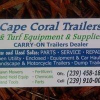 Cape Coral Trailers
