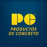 Productos de Concreto