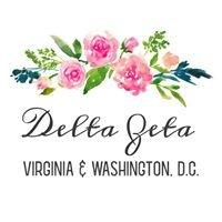 Delta Zeta Alumnae of Virginia and Washington, D.C.