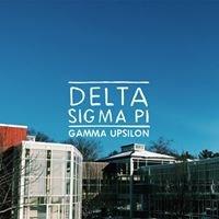 Delta Sigma Pi - Babson College: Gamma Upsilon Chapter