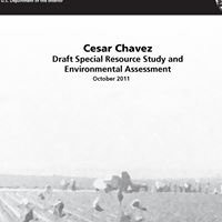 Cesar Chavez Special Resource Study