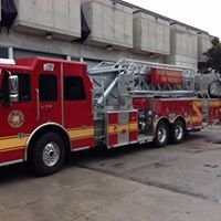 West palm beach fire Rescue Station 1