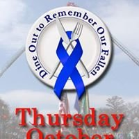 Dine Out to Remember Our Fallen