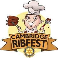 Cambridge Rotary Ribfest