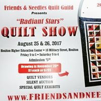 Friends and Needle Quilt Guild