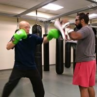 CSUF Martial Arts Fitness Class