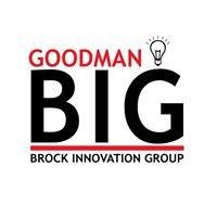 Brock Innovation Group - BIG at Goodman