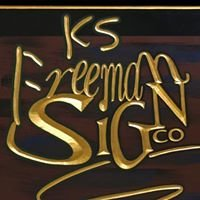 Freeman Sign