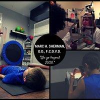 Dr. Marc H. Sherman Developmental Optometrist