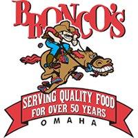 Bronco's Hamburgers Omaha