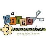A Paige 2 Remember