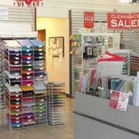 Stamping Buddies Craft Room and Supplies