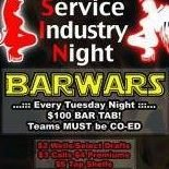 Tuesday Nights at Bulls Club
