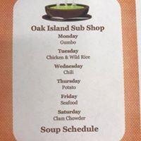 Oak Island Sub Shop & Salads