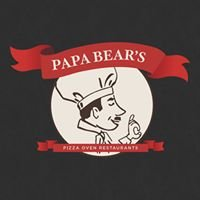 Papa Bear's & Pizza Oven