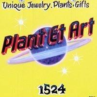 Plant Et Art