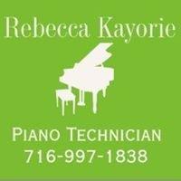 The Piano Tuna- piano tuning and repair serving Buffalo and wny