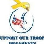 Support Our Troops Ornaments
