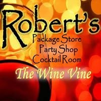 Robert's Package Store & Party Shop