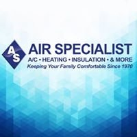 Air Specialist Heating & Air Conditioning