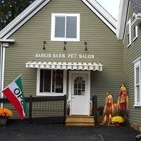 barkin barn pet salon
