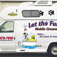 Let The Fur Fly Mobile Dog Grooming