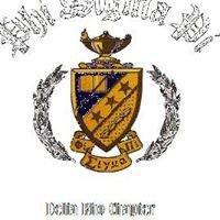Phi Sigma Pi Delta Rho