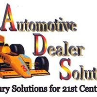 Automotive Dealer Solutions