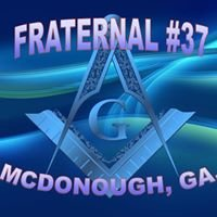 Fraternal Lodge #37 F & A M