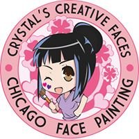 Crystal's Creative Faces - Chicago Face Painting