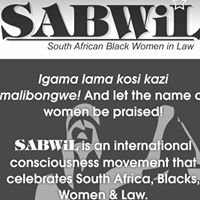 SABWiL South African Black Women in Law