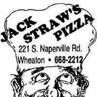 Jack Straw's Pizza MANBURGERS