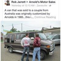 Arnold's Van & Truck